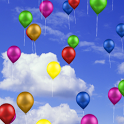 Balloons ScreenSaver icon