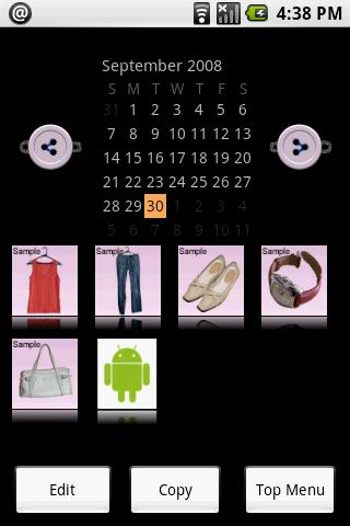 MyCloset- screenshot