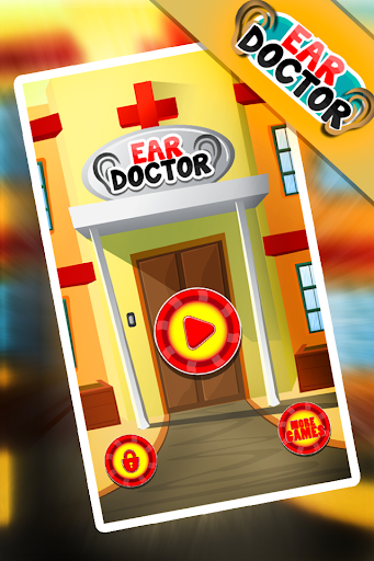 Little Ear Doctor -Clinic Game