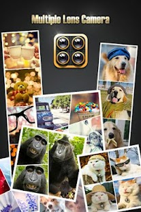 Multi-lens Camera Screenshot 1