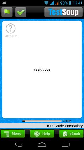 10th Grade English Vocabulary