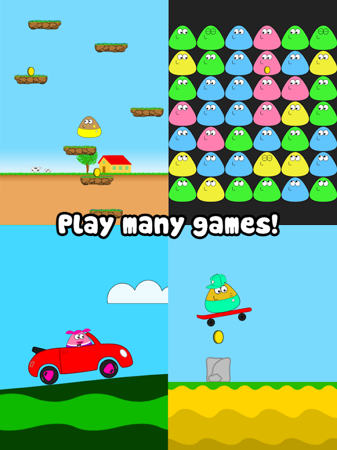 Pou android apps on google play Play app