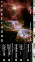 Screenshot of NASA (APOD) - Live Wallpaper