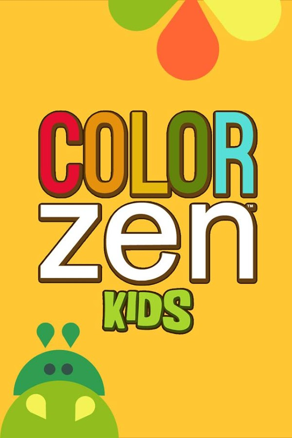 Color Zen Kids - screenshot