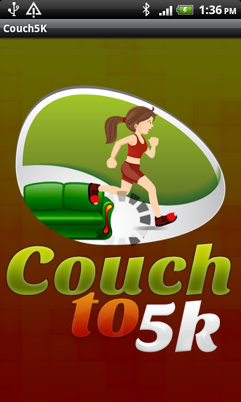 Couch to 5k workout android apps on google play for Couch 5k app