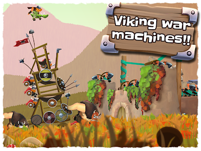 Day of the Viking- screenshot thumbnail