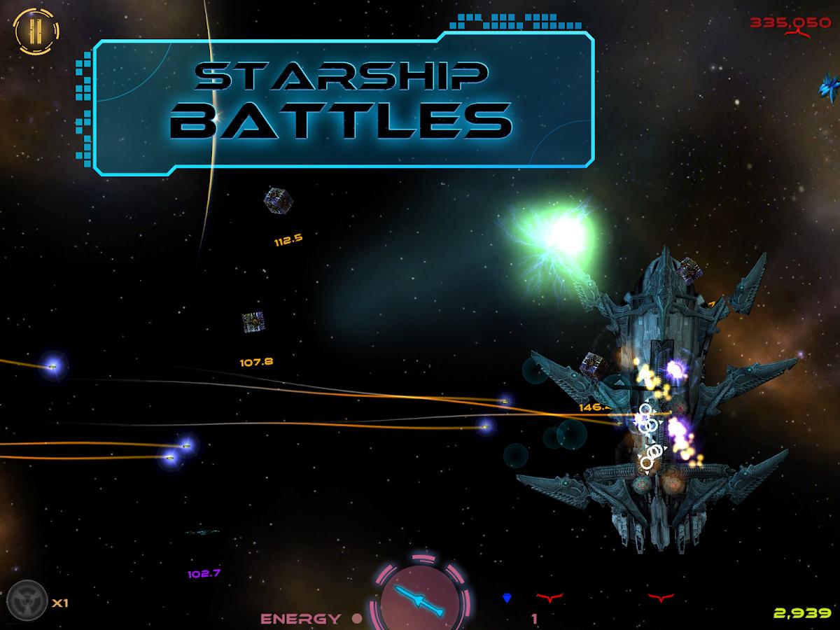 Starship Battles - screenshot