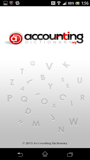 Accounting Dictionary - Pro