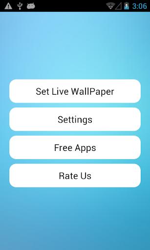 Smart Galaxy S4 Leaf LWP