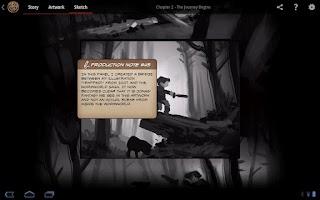 Screenshot of The Wormworld Saga