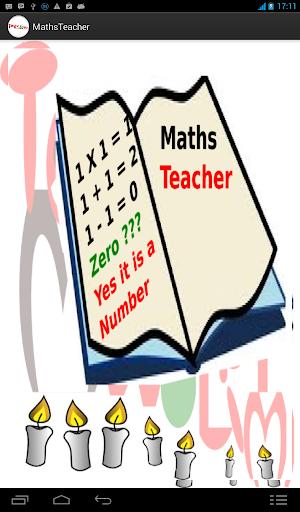 Maths Teacher