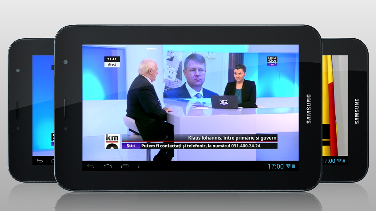 DIGI24.RO (HDTV ONLINE) - screenshot