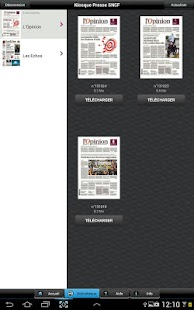 Kiosque Presse SNCF- screenshot thumbnail