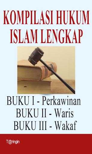 KOMPILASI HUKUM ISLAM - KHI