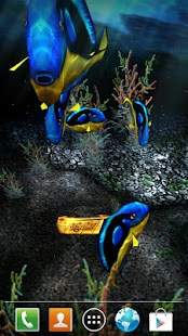 My 3D Fish II - screenshot thumbnail