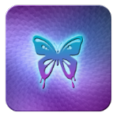 BUTTERFLY C LAUNCHER THEME