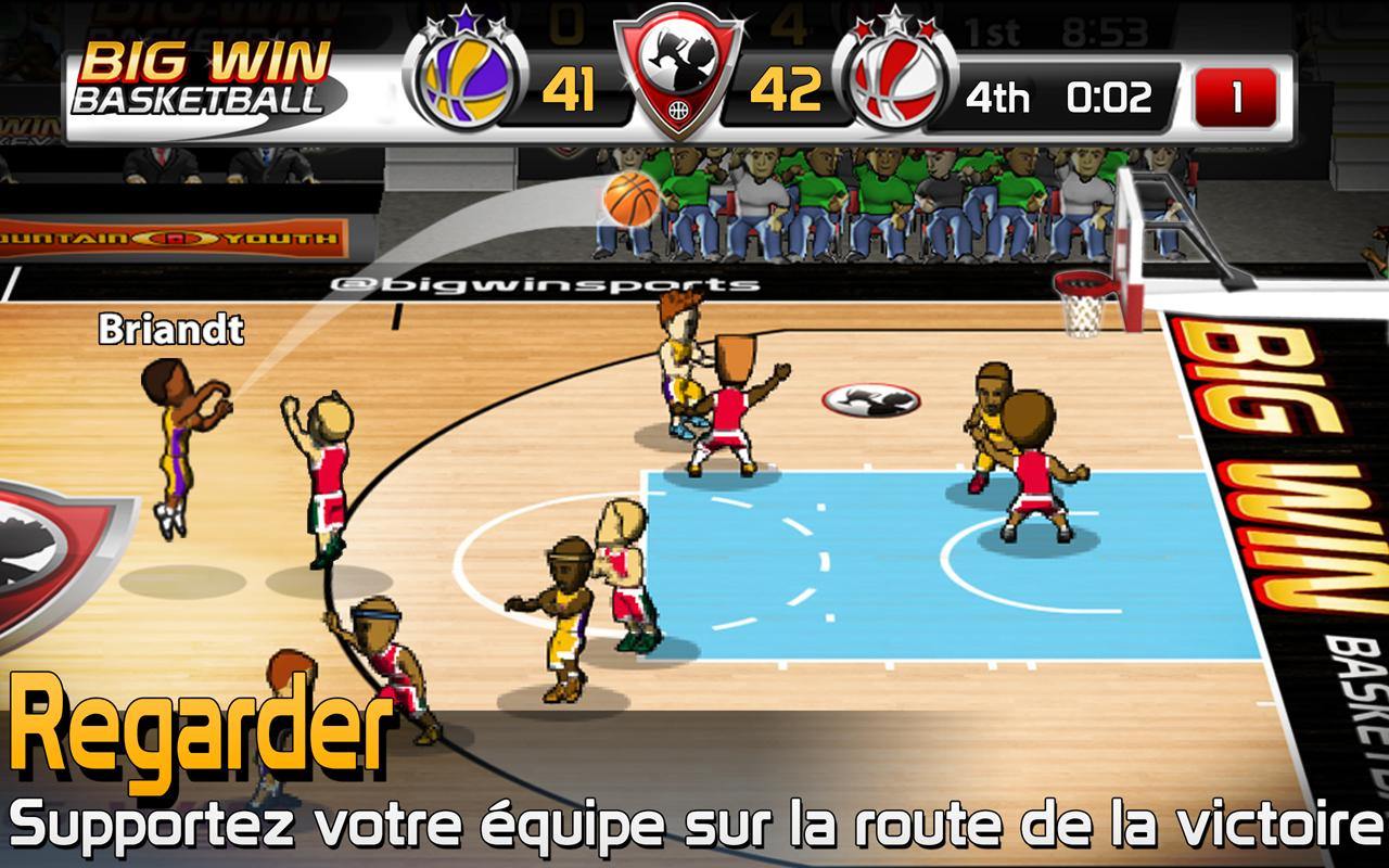 Big Win Basketball Applications Android Sur Google Play