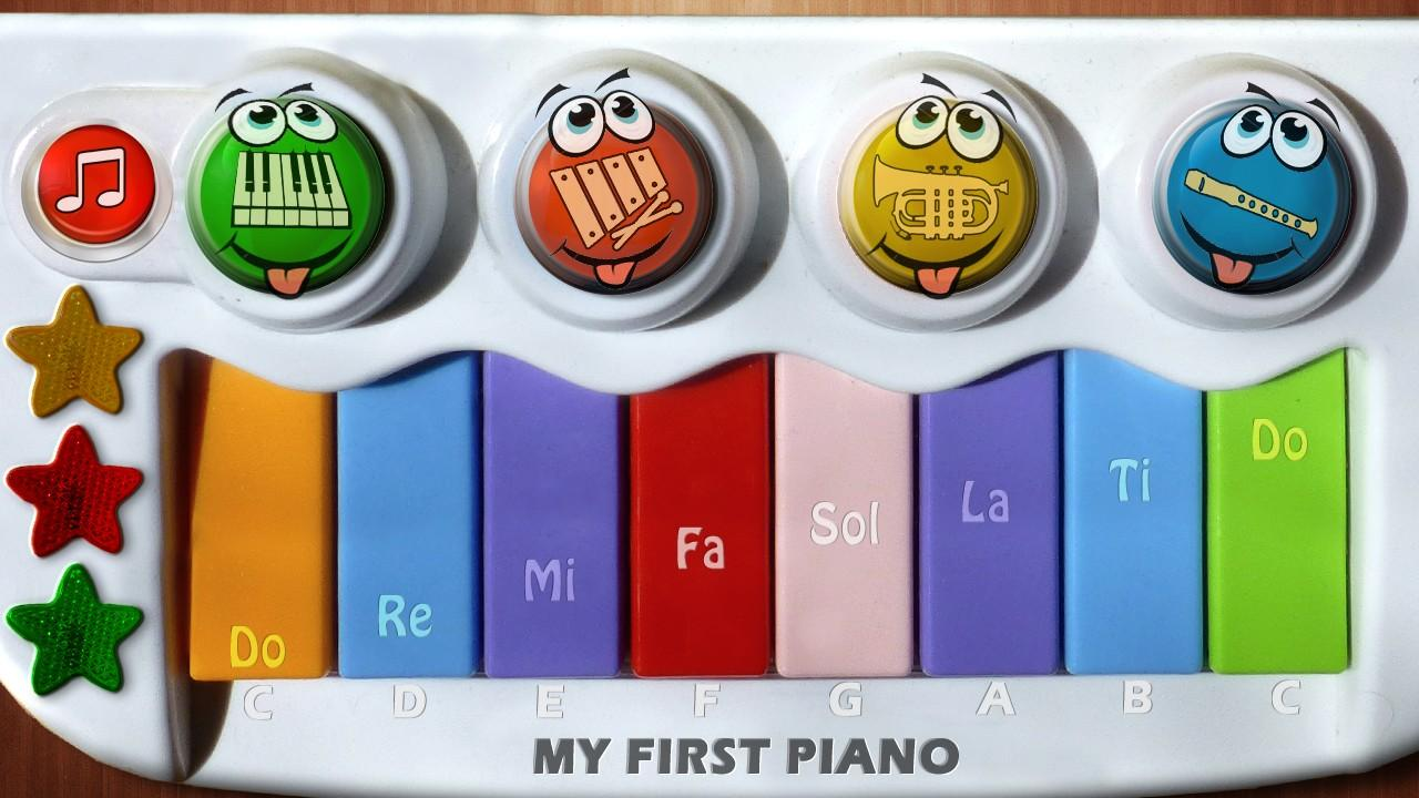 My Baby Color Piano for Kids- screenshot