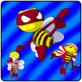 Ninja Bees (no ads)