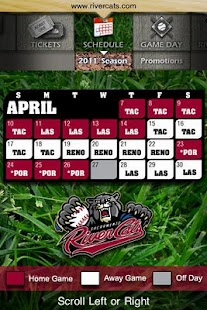 Sacramento River Cats - screenshot thumbnail