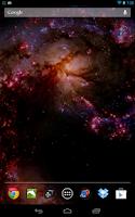 Screenshot of Space Galaxy Live Wallpaper