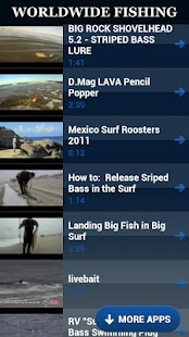 Worldwide Fishing - screenshot thumbnail