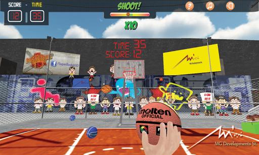 超級籃球3D Pro