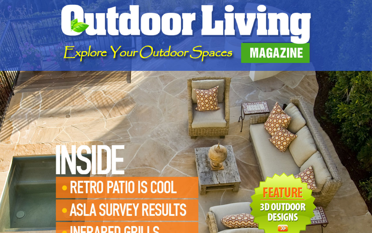 Outdoor living magazine android apps on google play for Outdoor living magazine