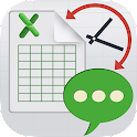 SMSToExcel Backup SMS in Excel icon