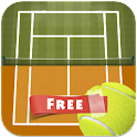 Battle Tennis Free icon