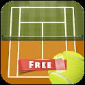 Battle Tennis Free icon