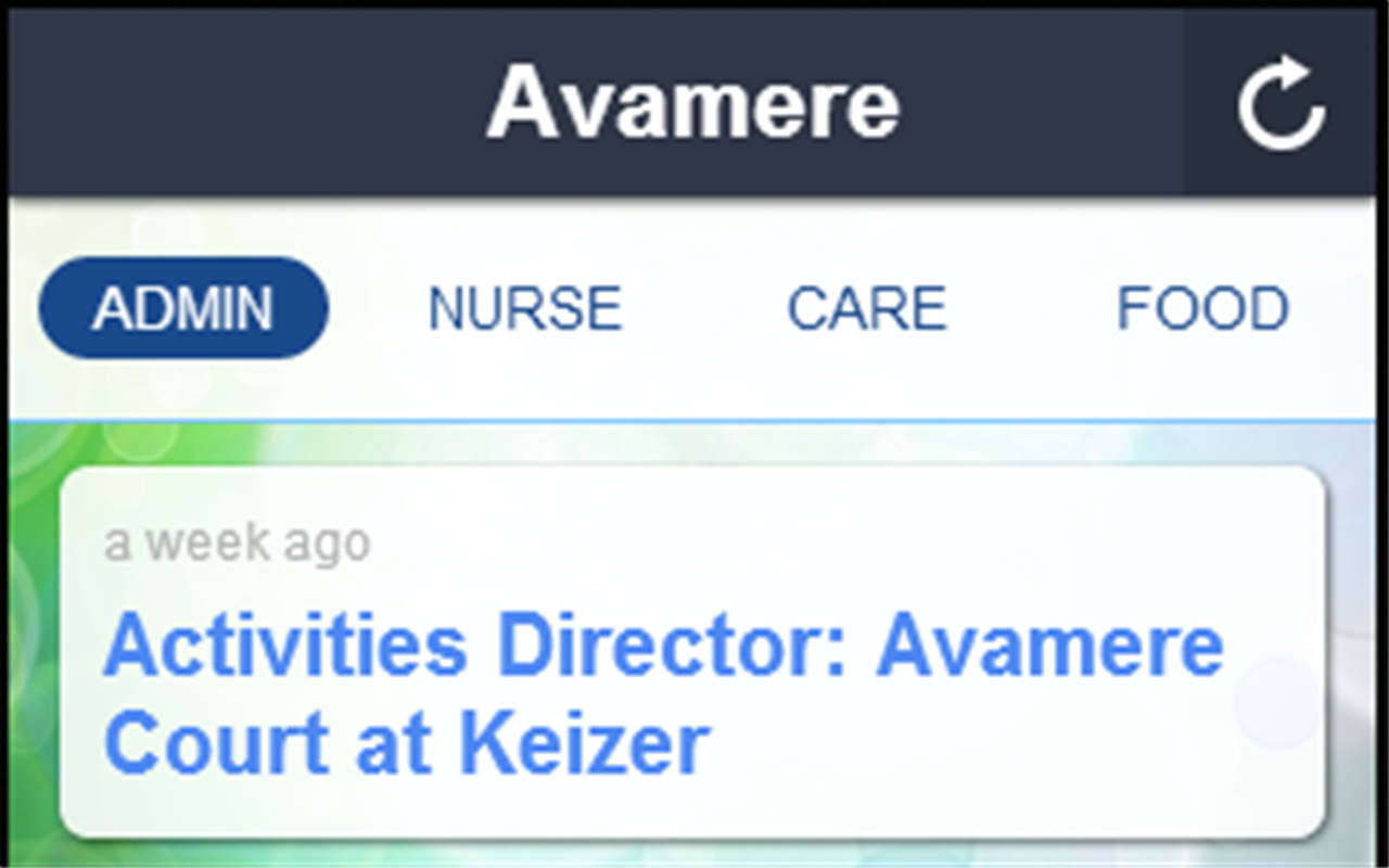 Avamere- screenshot