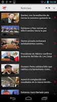 Screenshot of WRadio Colombia para Android