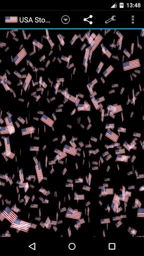 USA Storm 3D Wallpaper