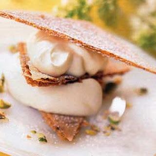 Lemon Mousse Napoleons