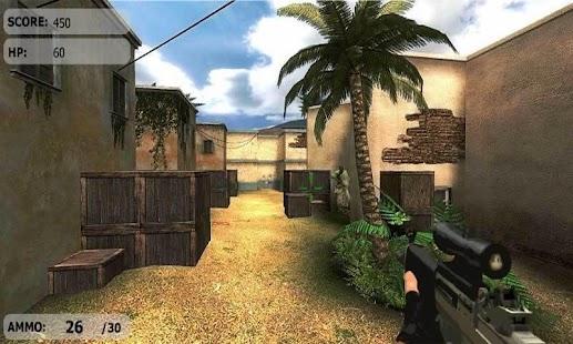 Sniper Shooting Free - screenshot thumbnail