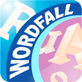 WORDFALL verb synonym antonymS