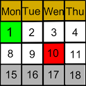 My Shift Calendar icon