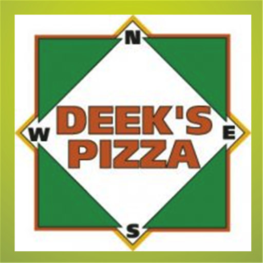 Deek's Pizza LOGO-APP點子