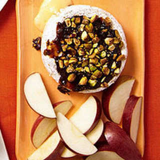 Figgy Baked Brie.