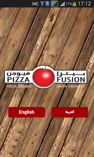 Pizza Fusion Saudi Arabia
