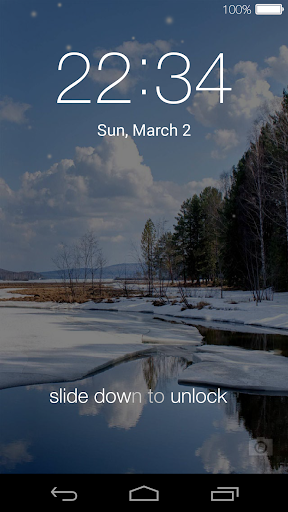 【免費工具App】Lock screen(live wallpaper)-APP點子