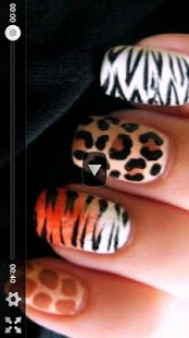 Animal Print Nails - screenshot thumbnail