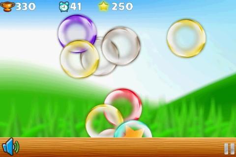 Ninja vs Bubbles 3.9 screenshots 2