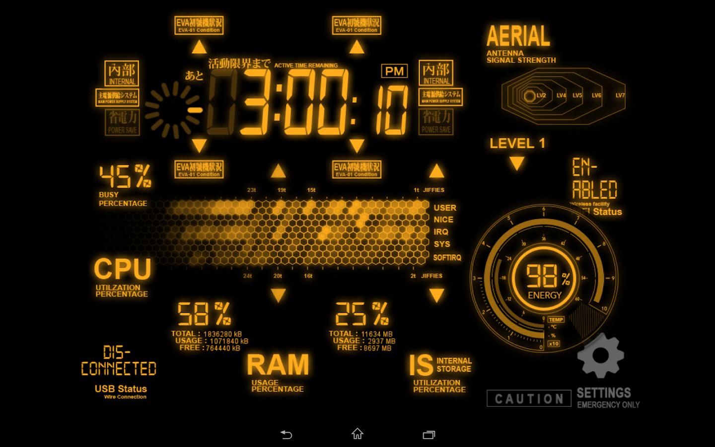 battery live wallpaper download