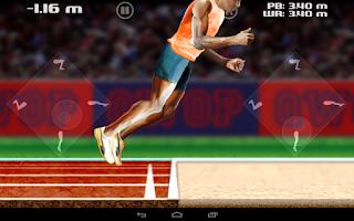 Screenshot of QWOP