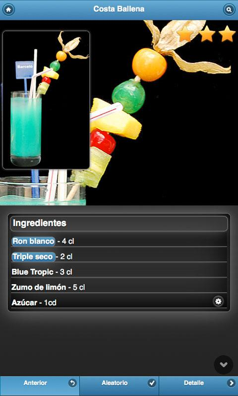 International Cocktails FREE - screenshot