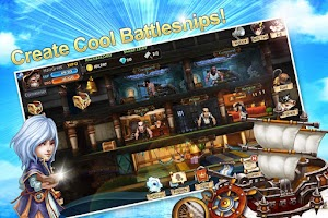 Screenshot of Poseidon's Pirates 3D