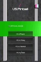 Screenshot of VSPinBall