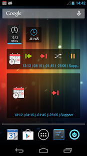 Time Recording - Timesheet App- screenshot thumbnail